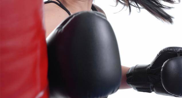 American Boxing -- Boxing Class