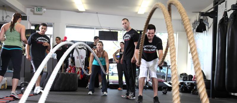 American Boxing CrossFit