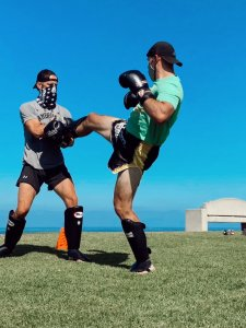 Sparring picture