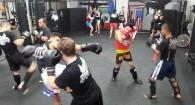 San Diego Muay Thai Class   American Boxing