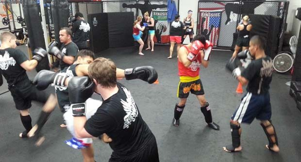 San Diego Muay Thai Class | American Boxing